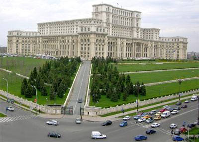 Folkets hus i Bukarest